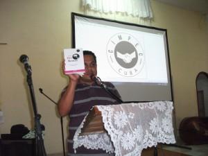Pastor Angel Cordero, president of CIMPEC.