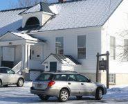 Taftsville Chapel