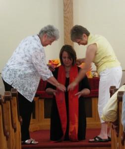 Rose Bender Ordination