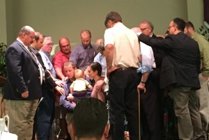 Kris Wint ordination web