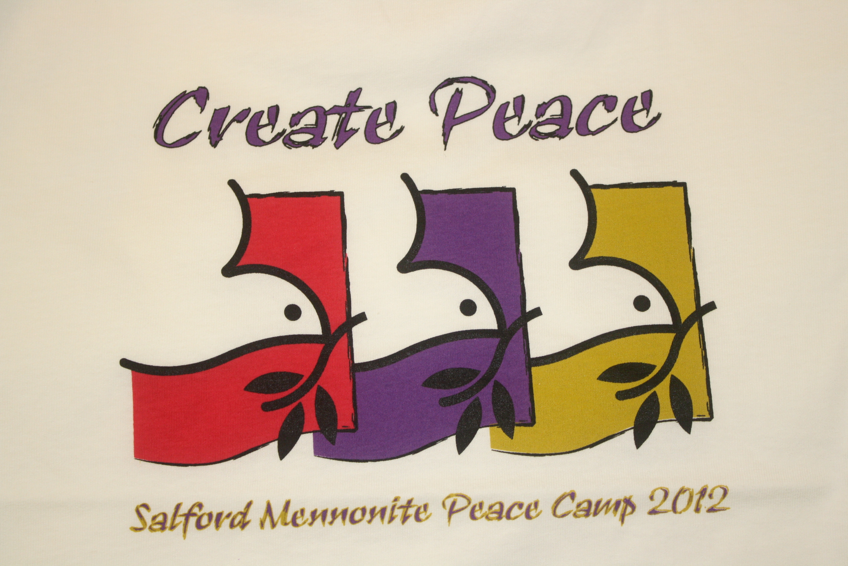 Salford Peace Camp