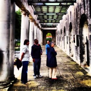 Cross-cultural trip 2012