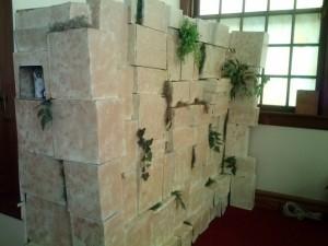 Whitehall prayer wall