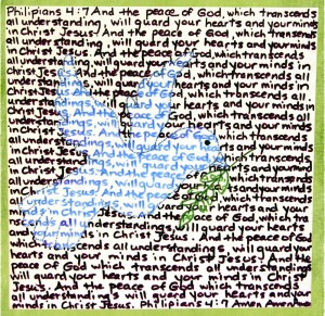 dove scripture picture