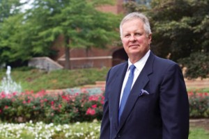 Loren Swartzendruber, president of Eastern Mennonite University.  Photo courtesy of EMU.